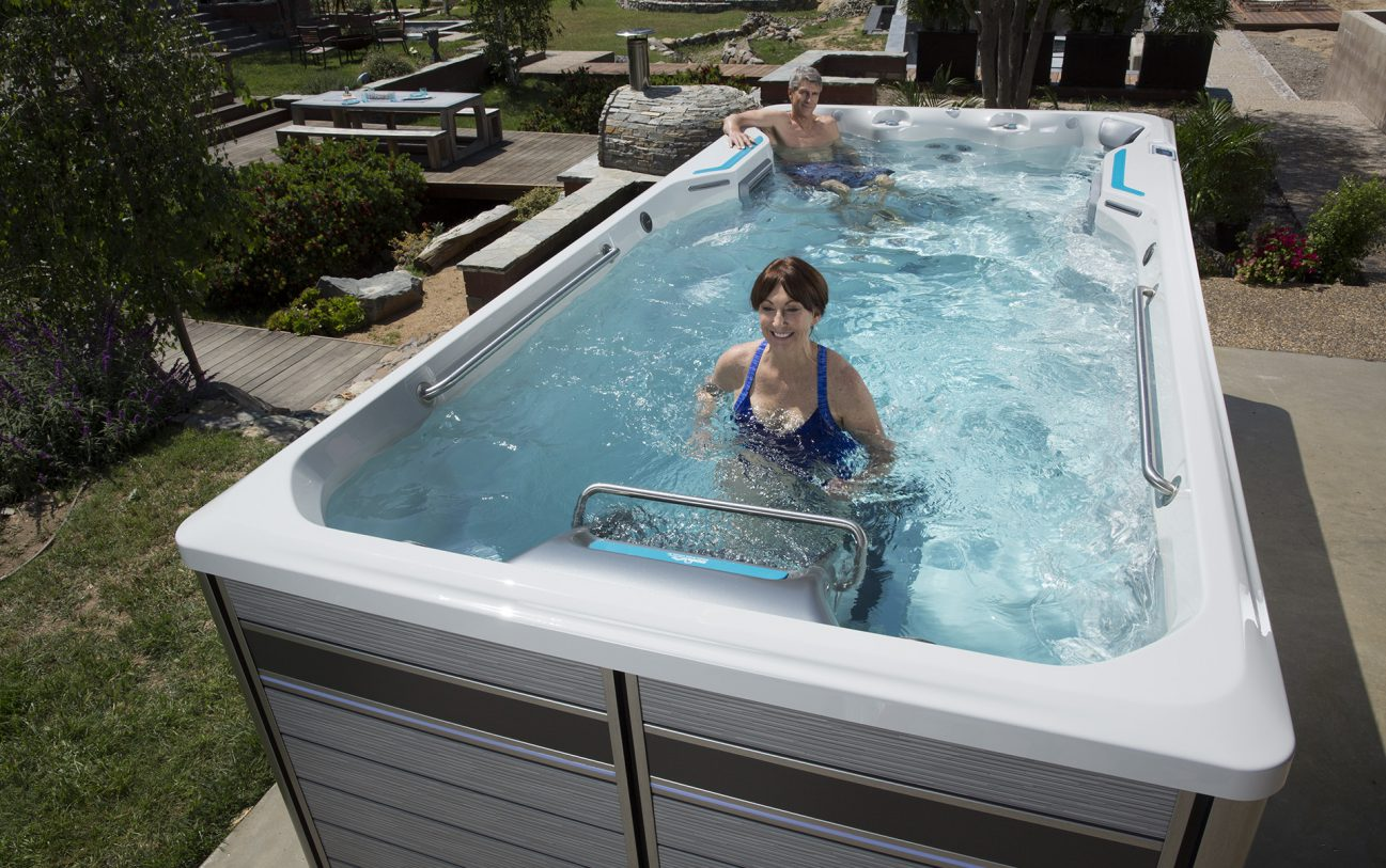 Swim Spa Design Ideas - Alaskaspa.com - The Waterworks