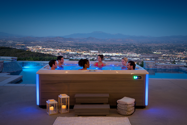 Limelight Collection All New 2018 Hot Tubs