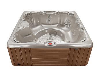 Salina ® 7 Person Hot Tub by Caldera Spas at The Waterworks Spas and Saunas in Alaska