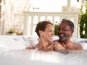 hot tub wellness