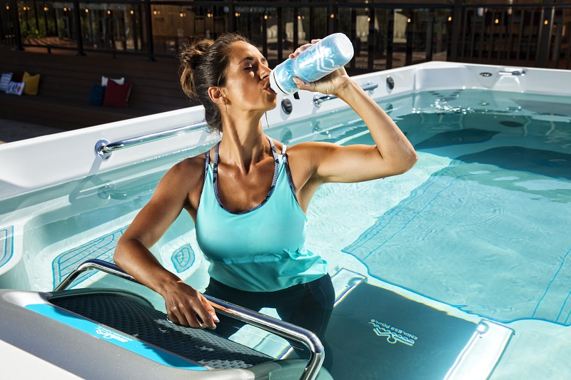 The Importance of Staying Hydrated for the Hot Tub Owner