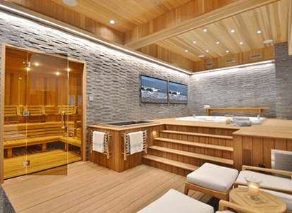 7 Benefits of Having a Home Sauna