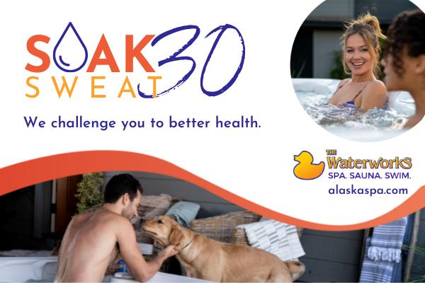 Soak Or Sweat 30 – November 2021 Edition