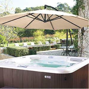 Hot Spring Umbrella