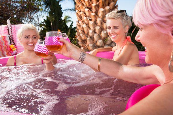 hot tub raffle