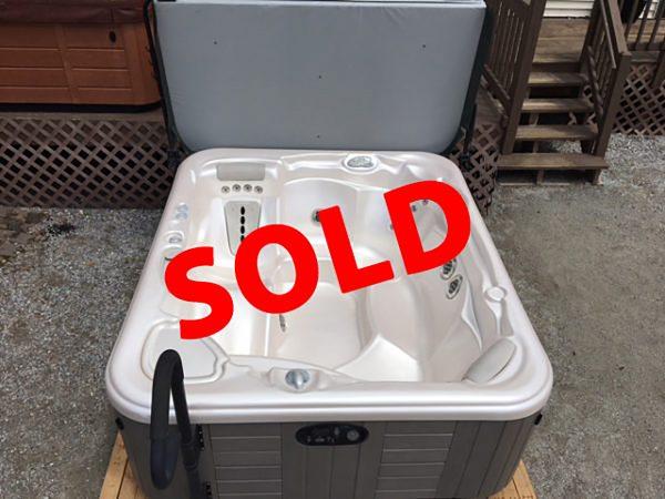 used hot tub sale