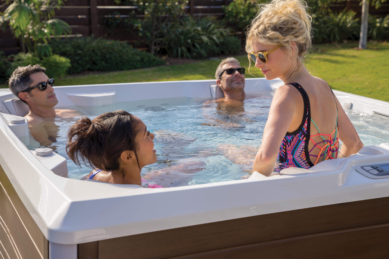 Summer Time Hot Tubbin'