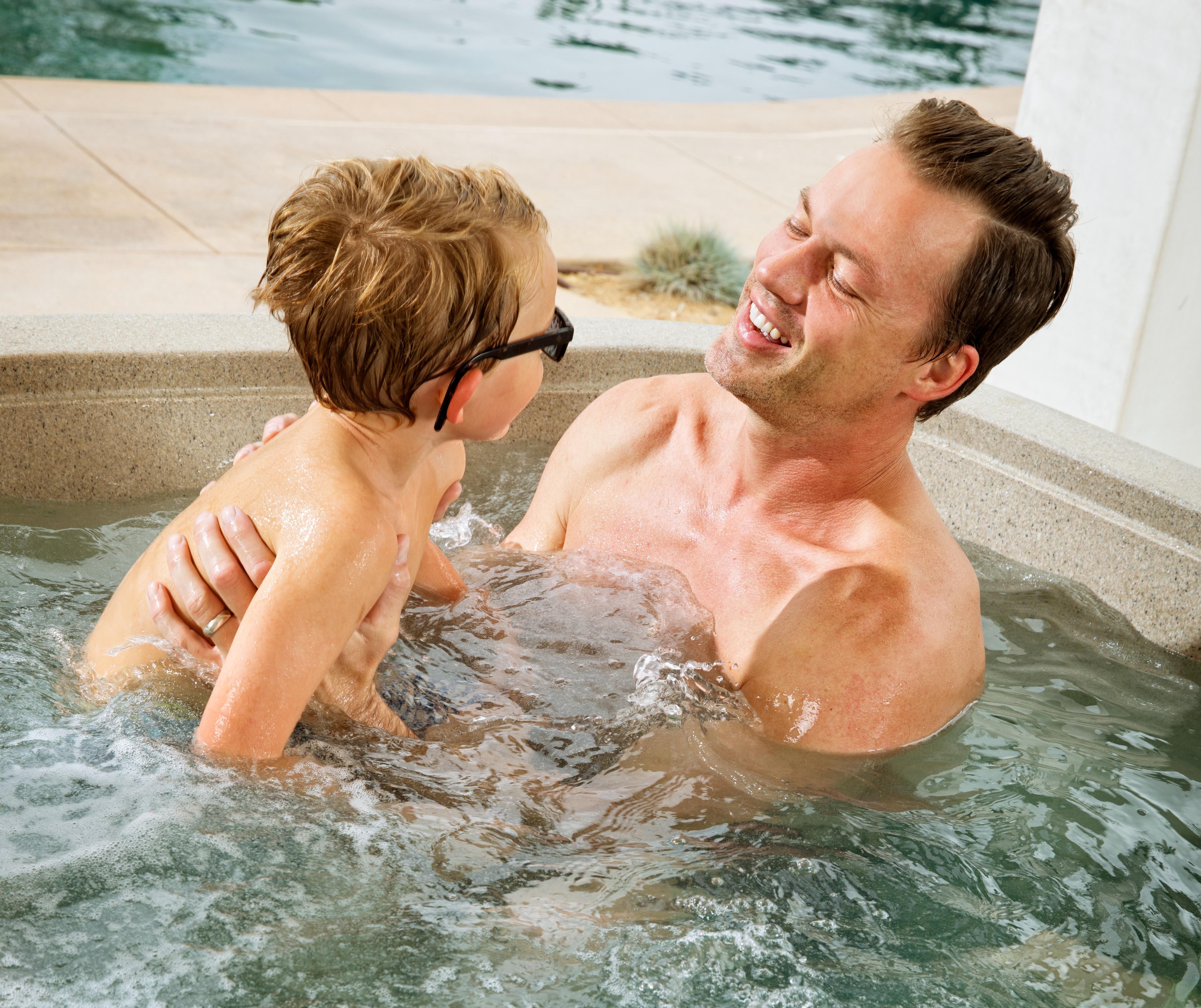 hot tub tips games