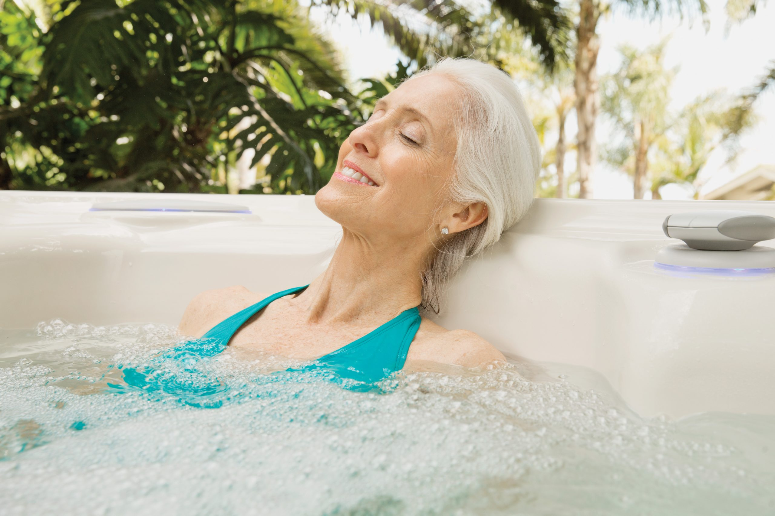 Stress & Anxiety: Can a Hot Tub Help?
