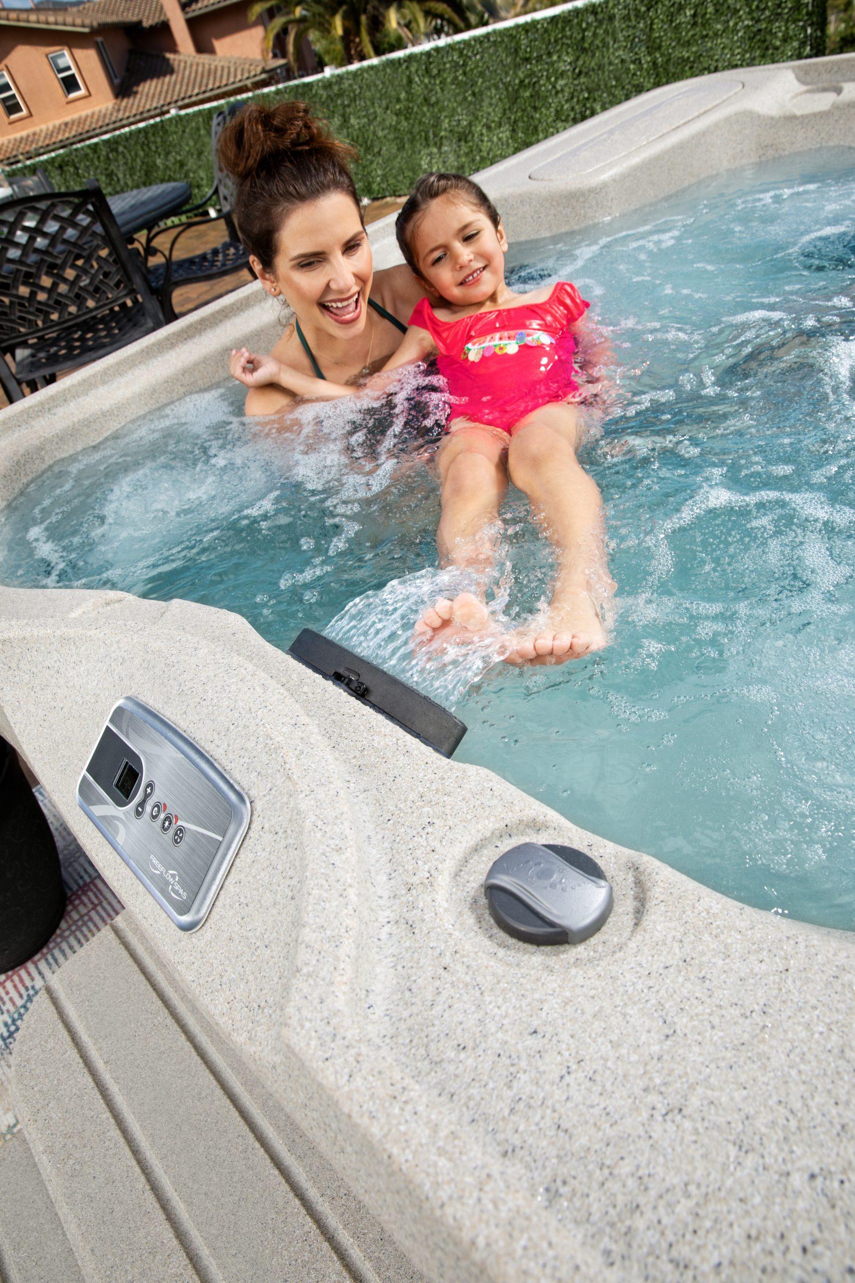 freeflow hot tub prices