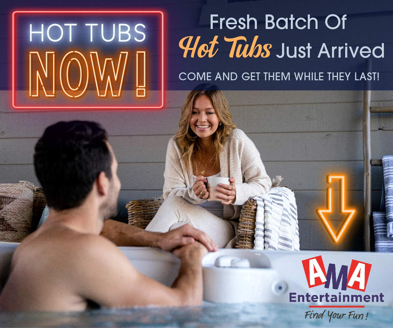 hot tubs now