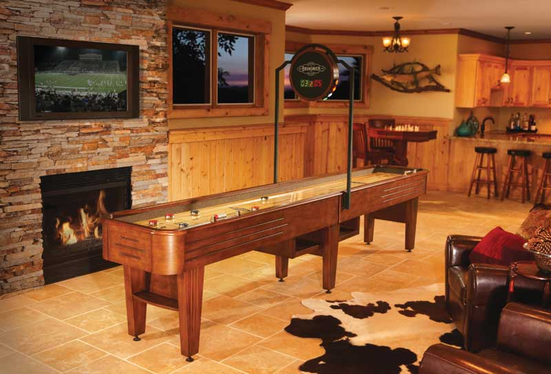 Shuffleboard rental