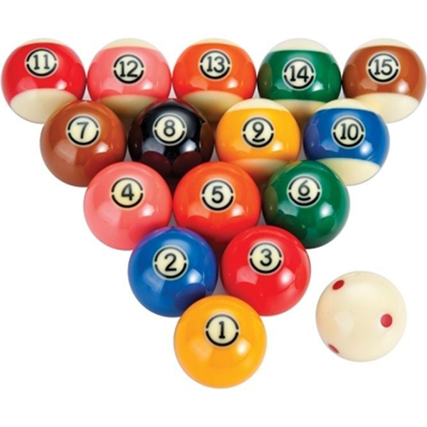 Super Aramith Pro Cup Pool Tournament Billiard Ball Set