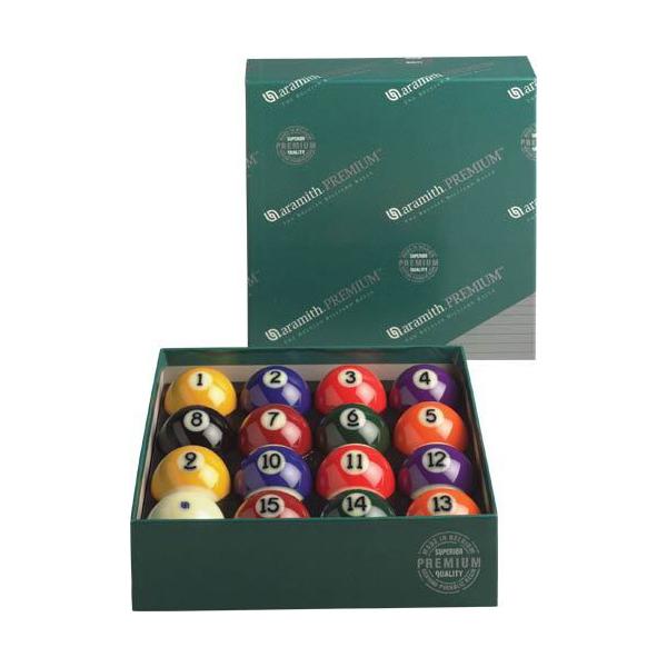Aramith Premium Belgian Billiard Ball Set American