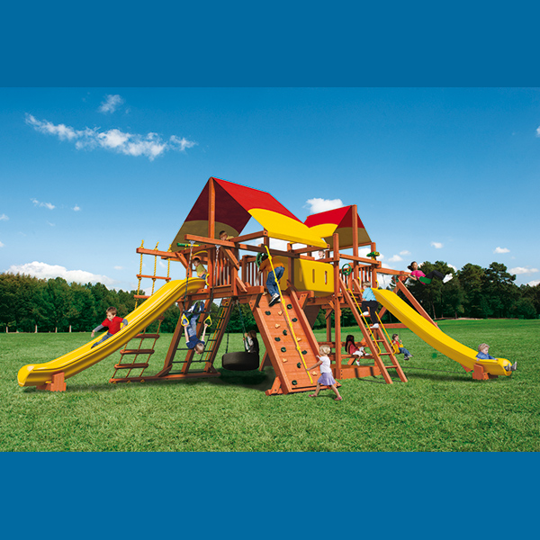 Megaset 1 By Woodplay Play Set Charleston West Virginia