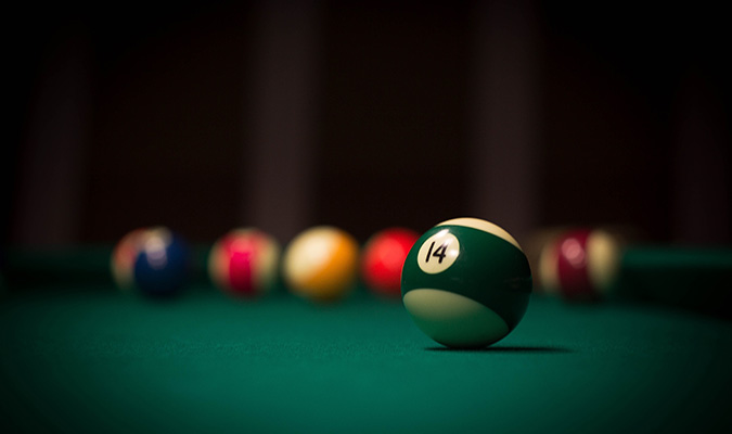 Pool Table Maintenance Family Image