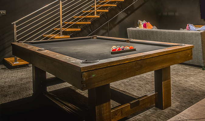 Pool Tables Family Image