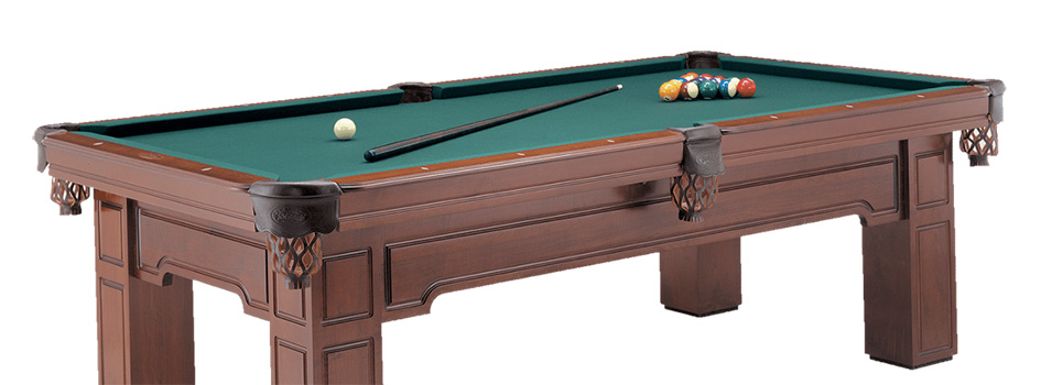 What to look for in a pool table – Part 1