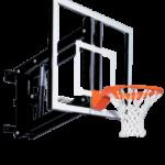 GS48 Wallmount Basketball Hoop