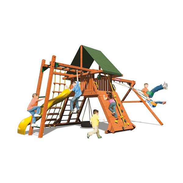 Lions Den w/ Monkey Bars by Woodplay Product Image