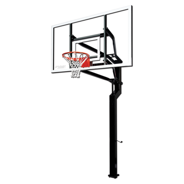 Basketball Hoops Family Image