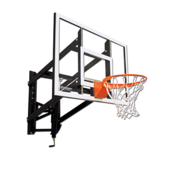 GS54 Wall-Mount Basketball Hoop by Goalsetter