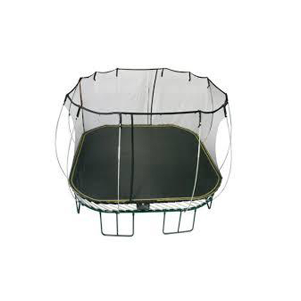Springfree S113 Large Square Trampoline & Safety Net Enclosure
