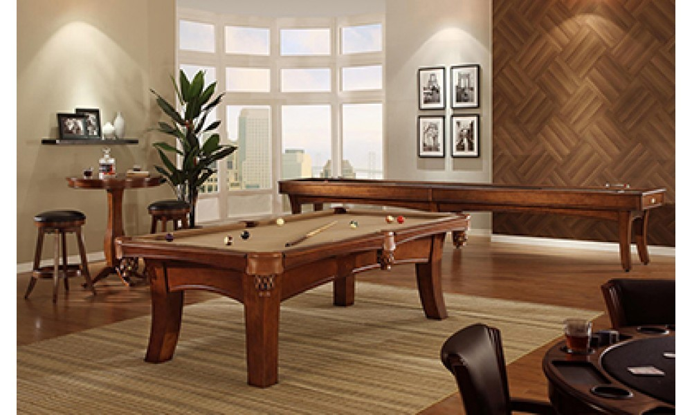 Ella Pool Table By Legacy American Billiards And Outdoor Recreation - Ella pool table