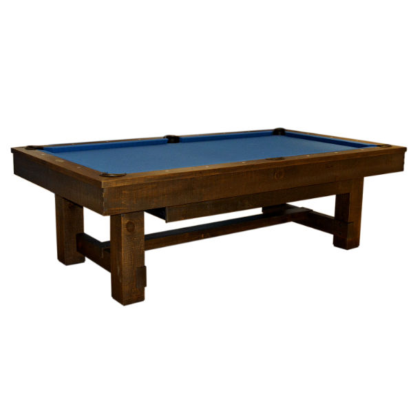 Breckenridge Pool Table by Olhausen Billiards (with optional storage drawer)