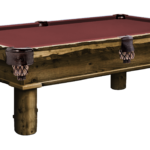 Cumberland Pool Table by Olhausen Billiards