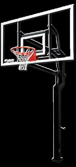 MVP Goalsetter Basketball Hoop