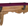 Louis XIV Pool Table by Olhausen Billiards