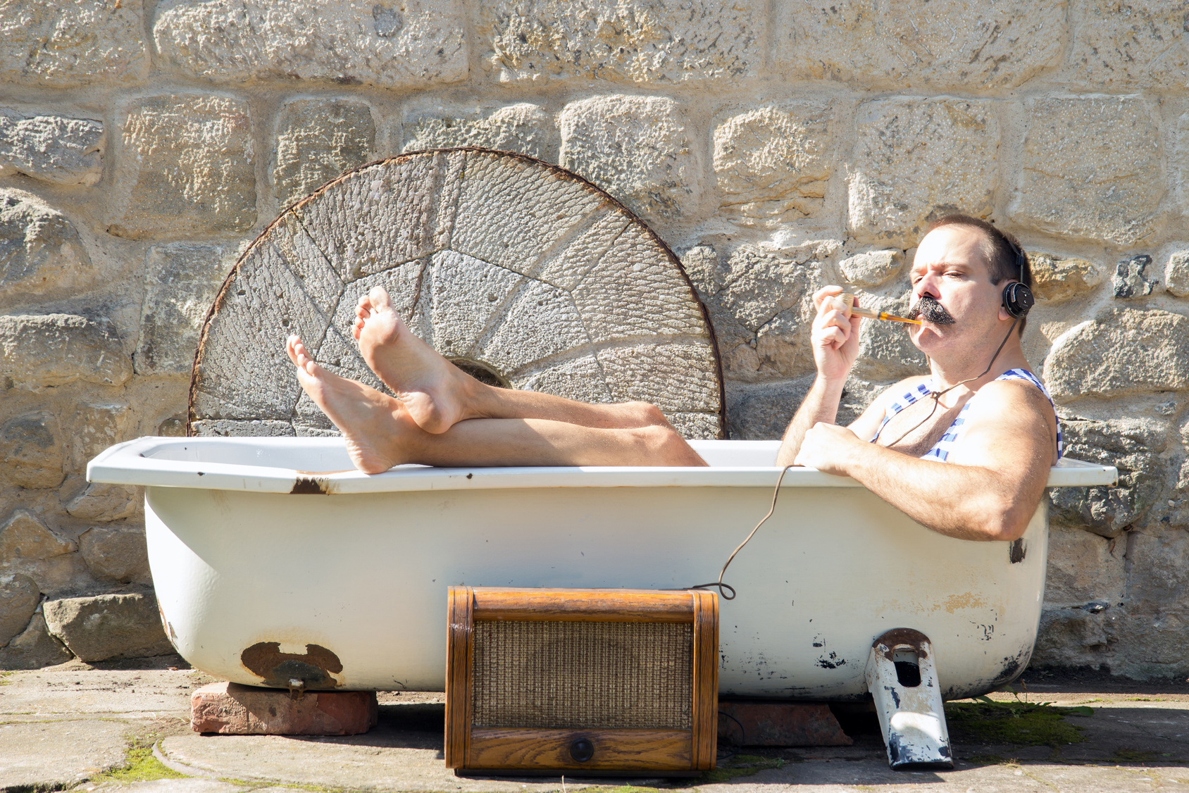 Adding Music to Your Hot Tub Experience