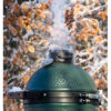 Steam From Big Green Egg