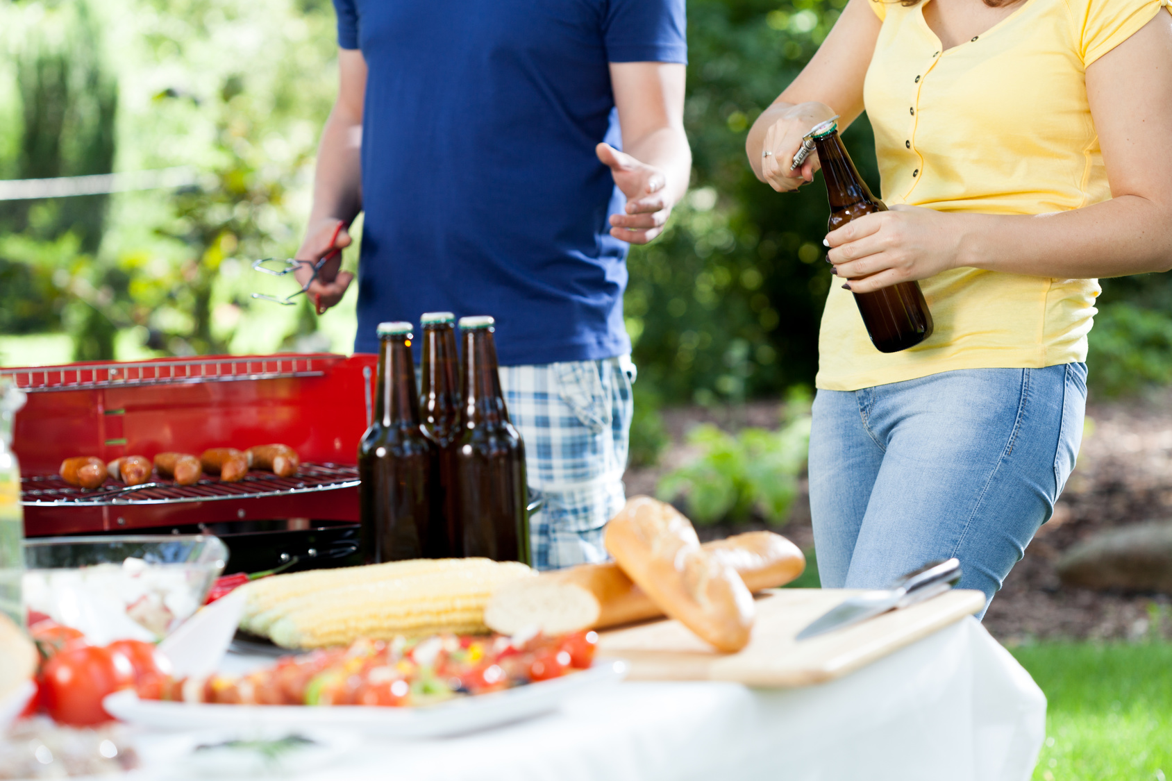 Planning the Perfect Barbecue