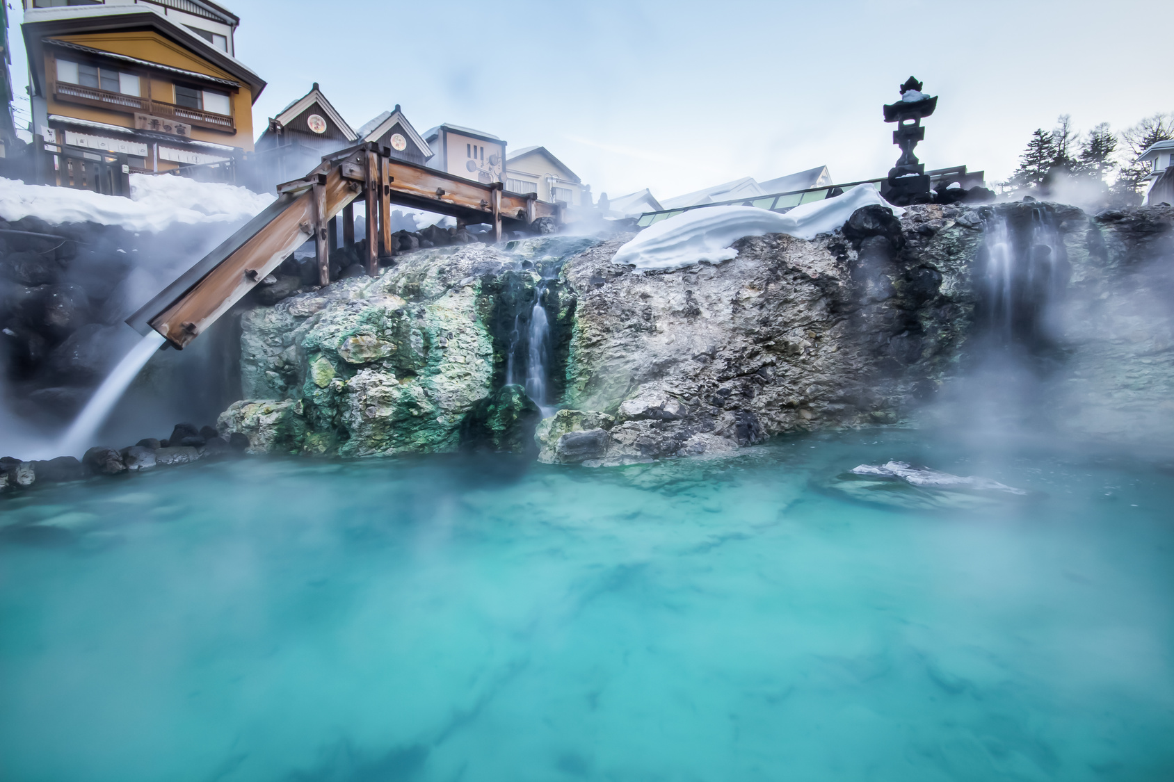 Japanese Onsens and the Hot Spring Tradition