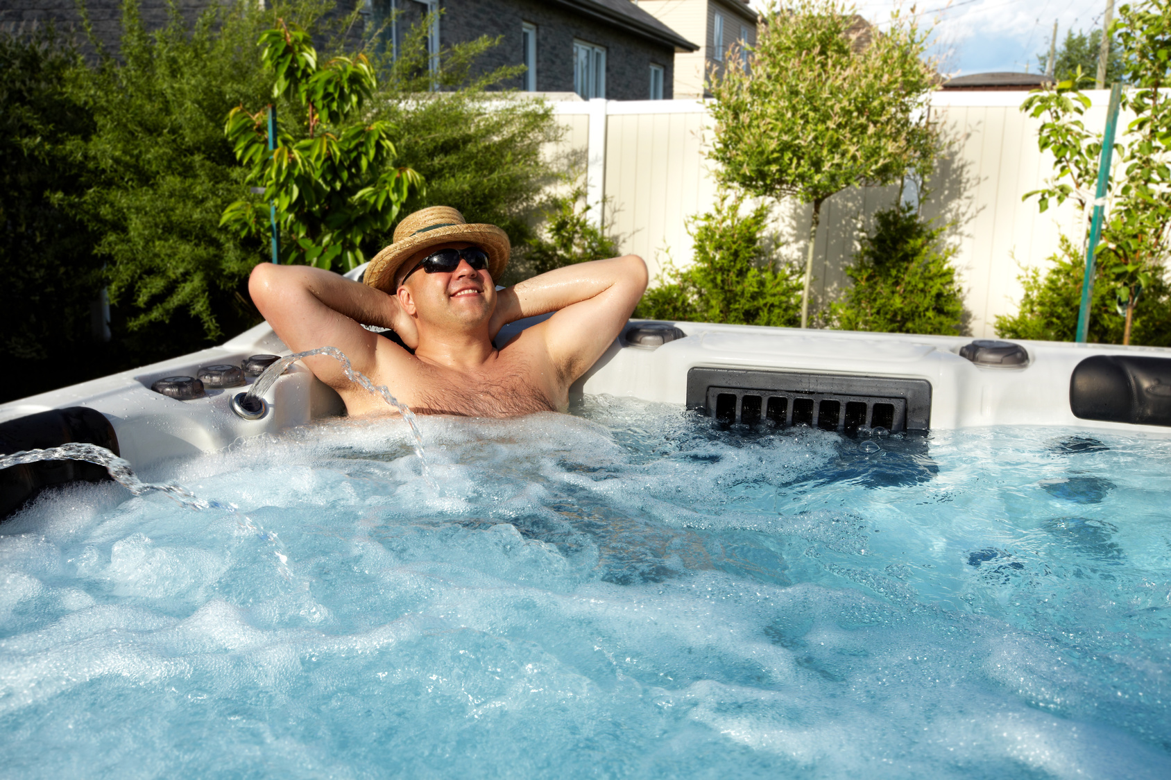 Arthritis Relief and the History of the Hot Tub