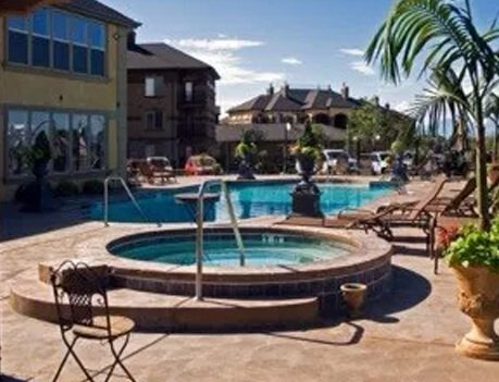 Outdoor Resort Pool
