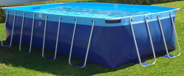 Quickswim Soft Sided Swimming Pool