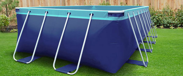 Easy Set Up Swimming Pool