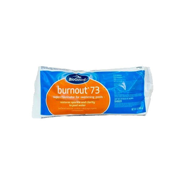 BioGuard Burnout 73 Pool Shock