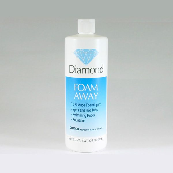 Foam Away Quart Bottle