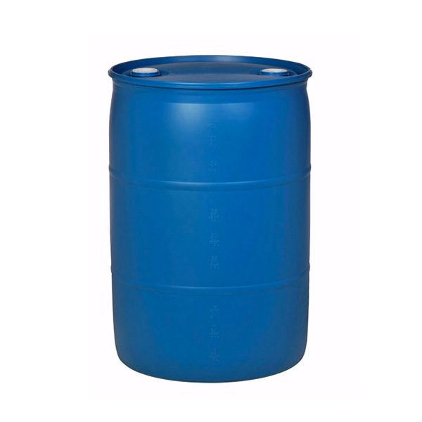 55 Gallon Liquid Chlorine Drum