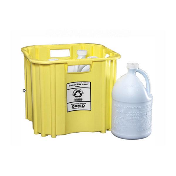 Four Pack of Liquid Chlorine