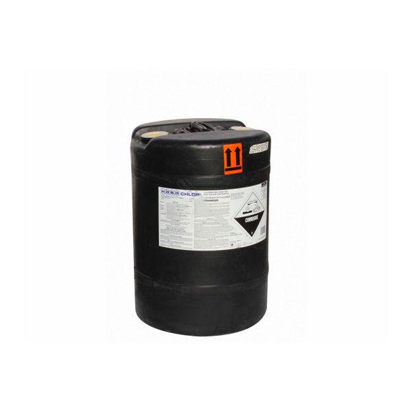 15 Gallon Liquid Chlorine