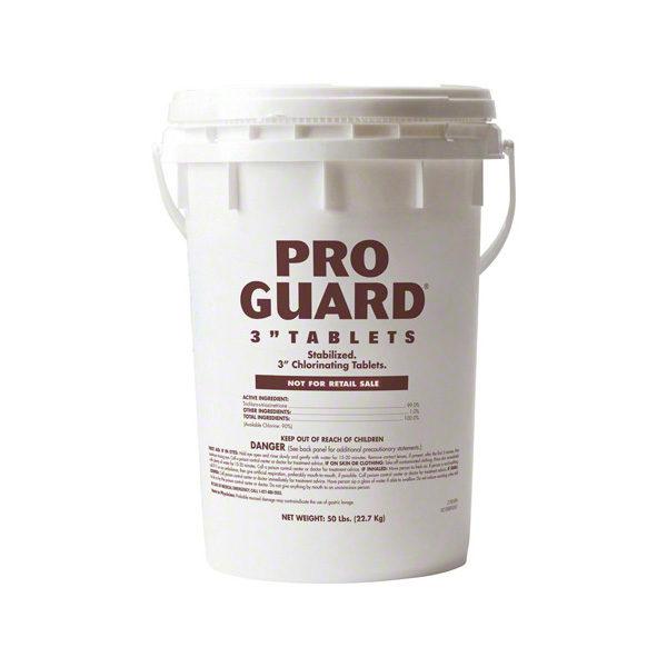 """Proguard 3"""" Tablets 50 lbs"""