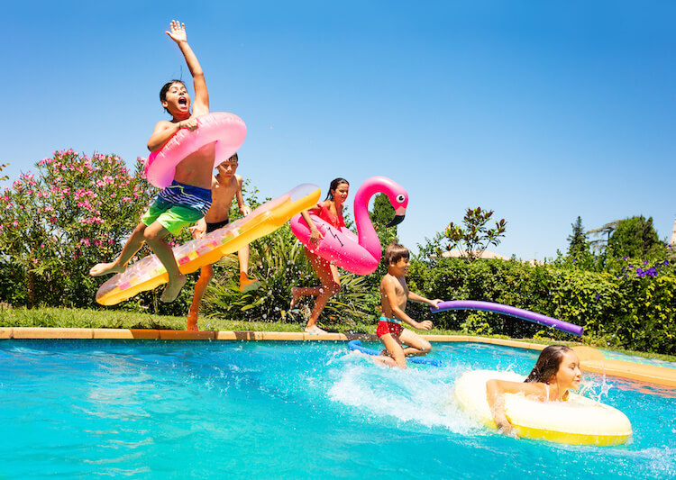 Utah Backyard Swimming Pool Safety