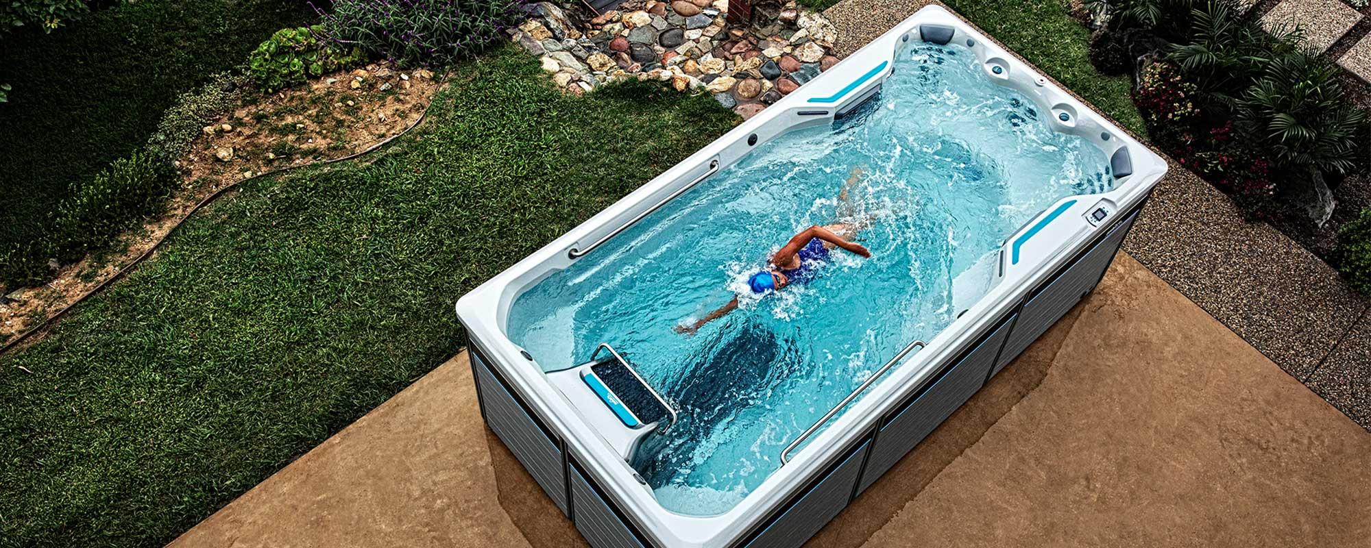 endless pool repair, steamboat springs, aqua vita spas