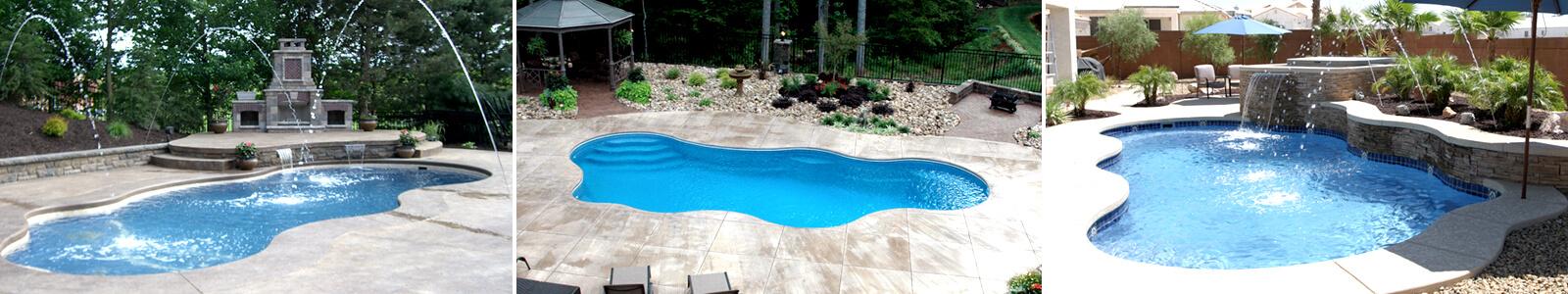 Viking Free Form Pools Azure Pools Spas
