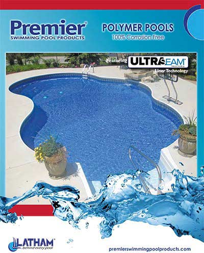 Premier Polymer Wall Pools - Azure Pools & Spas